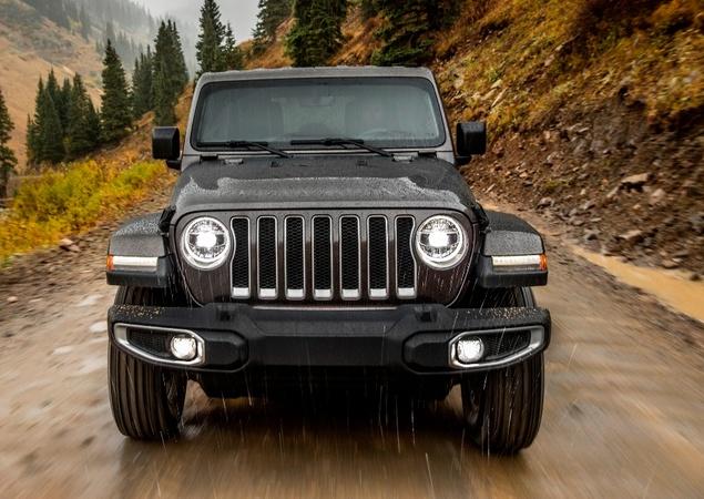 Novo Wrangler revoluciona ícone da Jeep 10240710