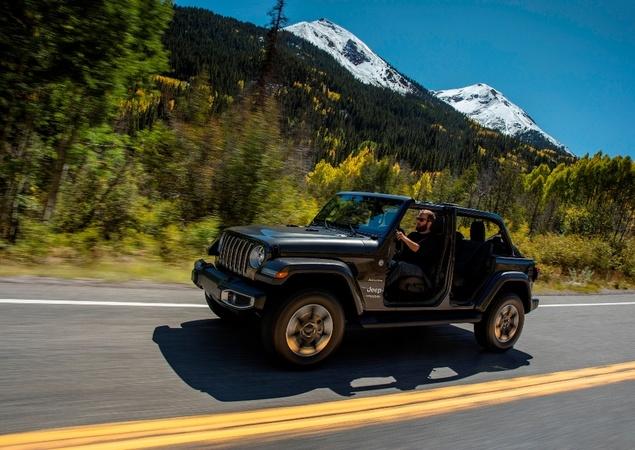 Novo Wrangler revoluciona ícone da Jeep 10240810