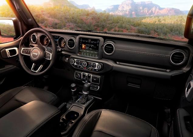 Novo Wrangler revoluciona ícone da Jeep 10241610