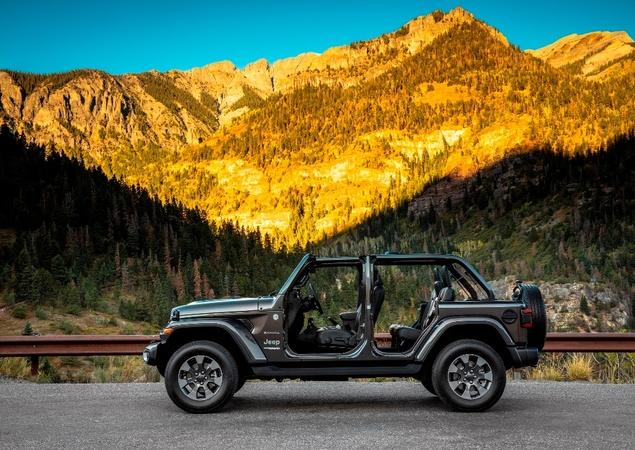 Novo Wrangler revoluciona ícone da Jeep 10241810