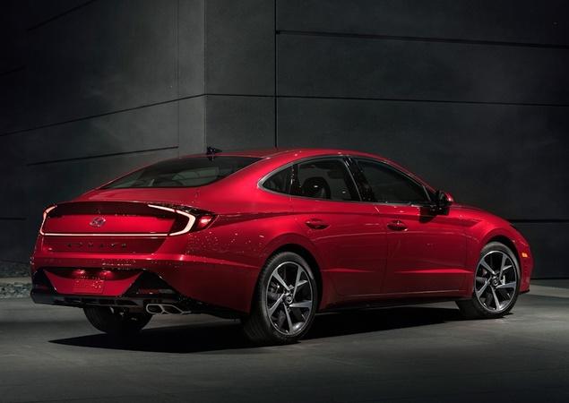 Novo Hyundai Sonata Sport é revelado antes da estreia 10245410