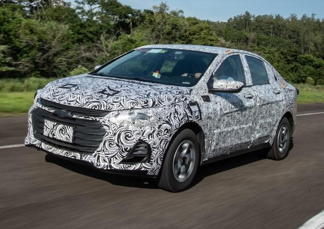 Tudo que sabemos sobre o novo Chevrolet Prisma 2020 10251510