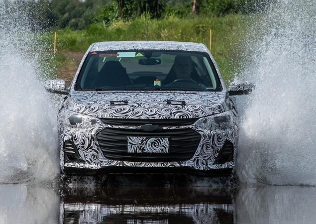 Tudo que sabemos sobre o novo Chevrolet Prisma 2020 10251610