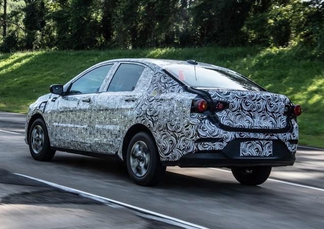 Tudo que sabemos sobre o novo Chevrolet Prisma 2020 10251810