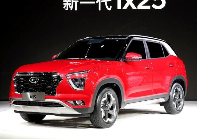 Creta 2020 reestilizado é apresentado pela Hyundai 10255010