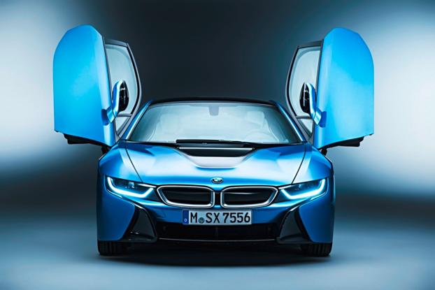 Sobre BMW I8 11019510