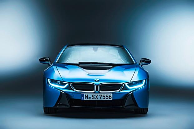 Sobre BMW I8 11019710