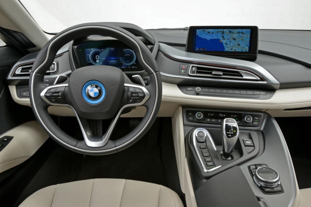 Sobre BMW I8 11022810