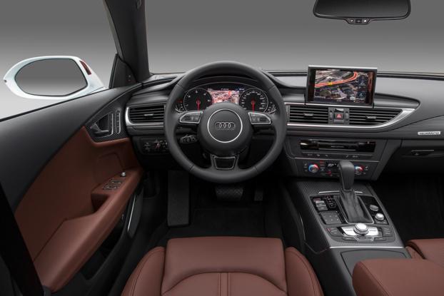 Sobre Audi A7 11926810