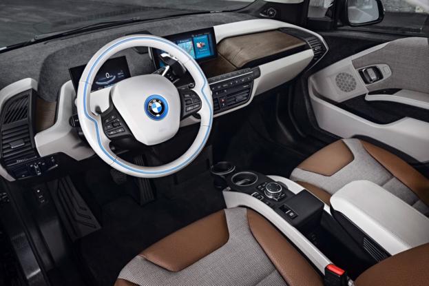 Sobre a BMW I3 13208710
