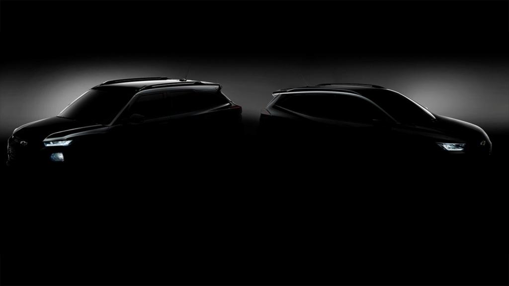 Novos Chevrolet Tracker e Trailblazer serão revelados na China em abril 15540810
