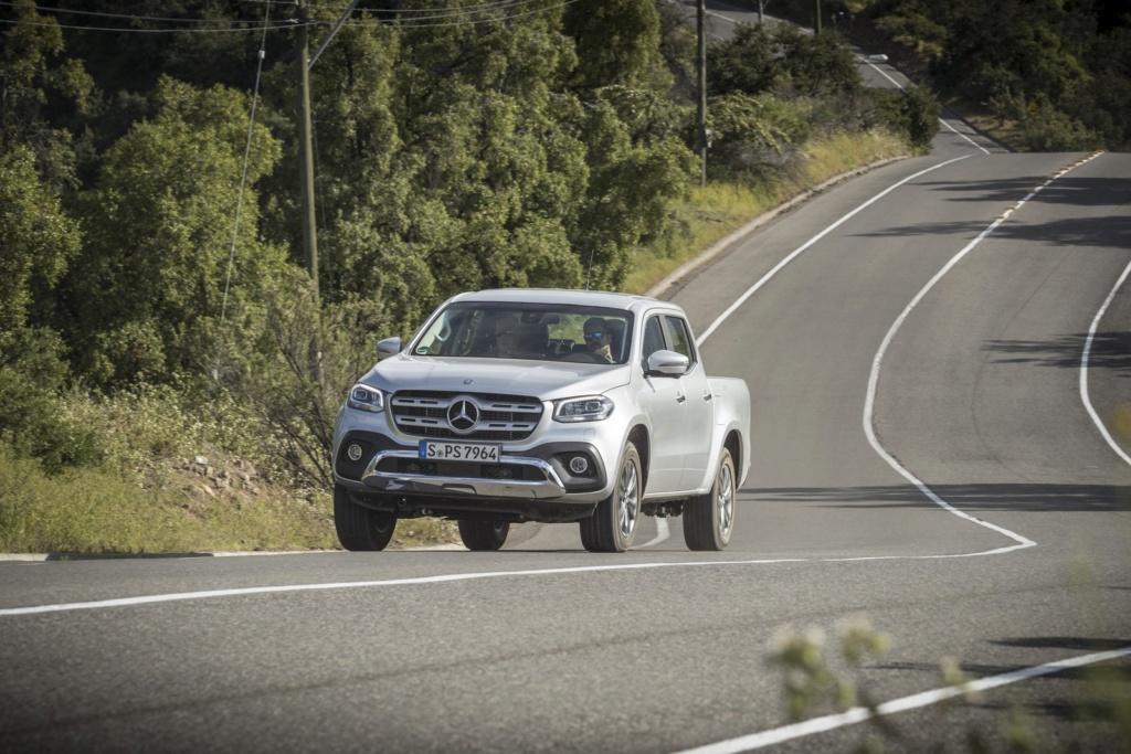 Mercedes-Benz cancela produção da picape Classe X na Argentina, e futuro no Brasil é incerto 17c71510