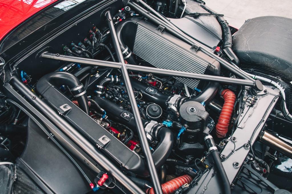 Ferrari cria outro superesportivo que só terá uma unidade produzida 19007610