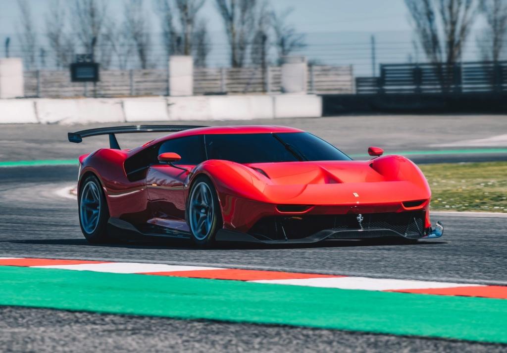 Ferrari cria outro superesportivo que só terá uma unidade produzida 19008010
