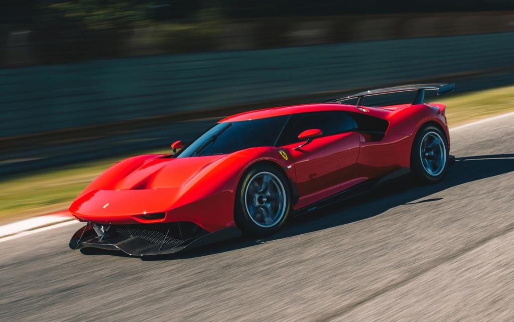 Ferrari cria outro superesportivo que só terá uma unidade produzida 19008111