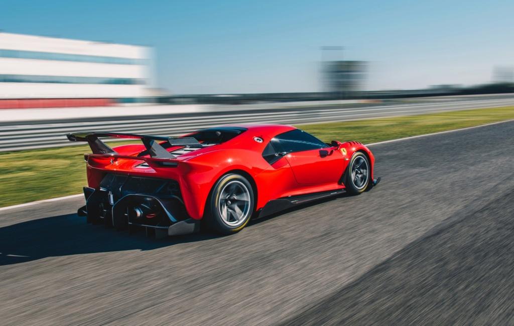 Ferrari cria outro superesportivo que só terá uma unidade produzida 19008310