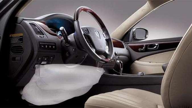 Airbag de joelho pode aumentar risco de ferimentos, diz estudo 20120410