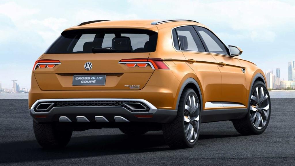 Nova geração do VW Tiguan chega em 2022 com visual mais ousado 2013-v11