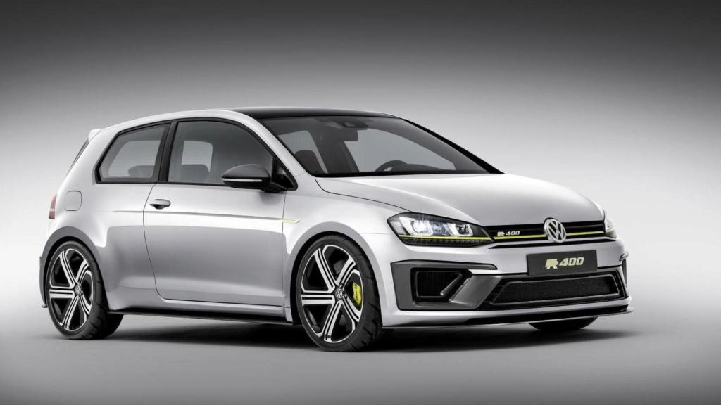 Novo Volkswagen Golf terá versão R Plus com quase 400 cv 2014-410