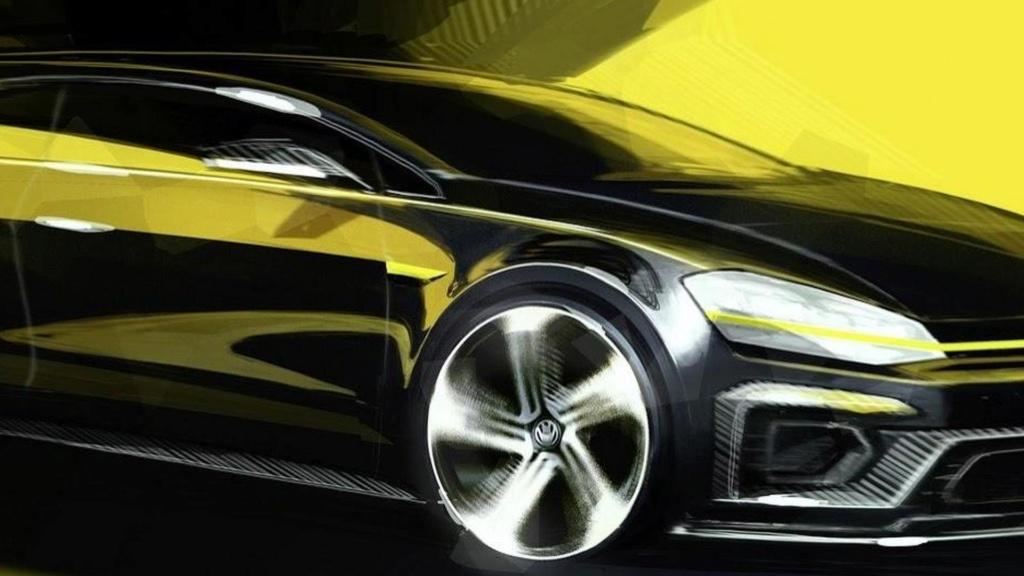 Novo Volkswagen Golf terá versão R Plus com quase 400 cv 2014-415