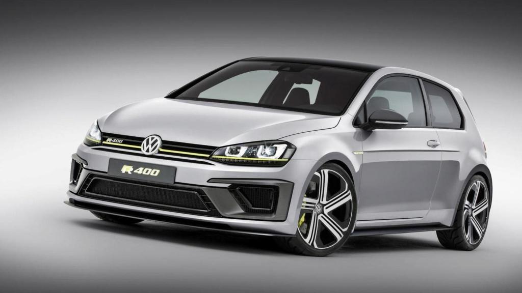 Novo Volkswagen Golf terá versão R Plus com quase 400 cv 2014-416