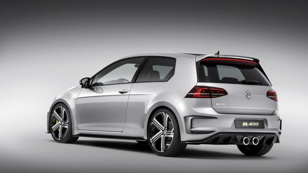 Novo Volkswagen Golf terá versão R Plus com quase 400 cv 2014-418