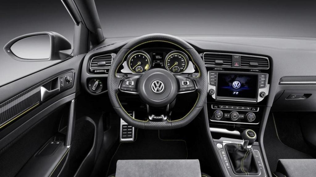 Novo Volkswagen Golf terá versão R Plus com quase 400 cv 2014-420