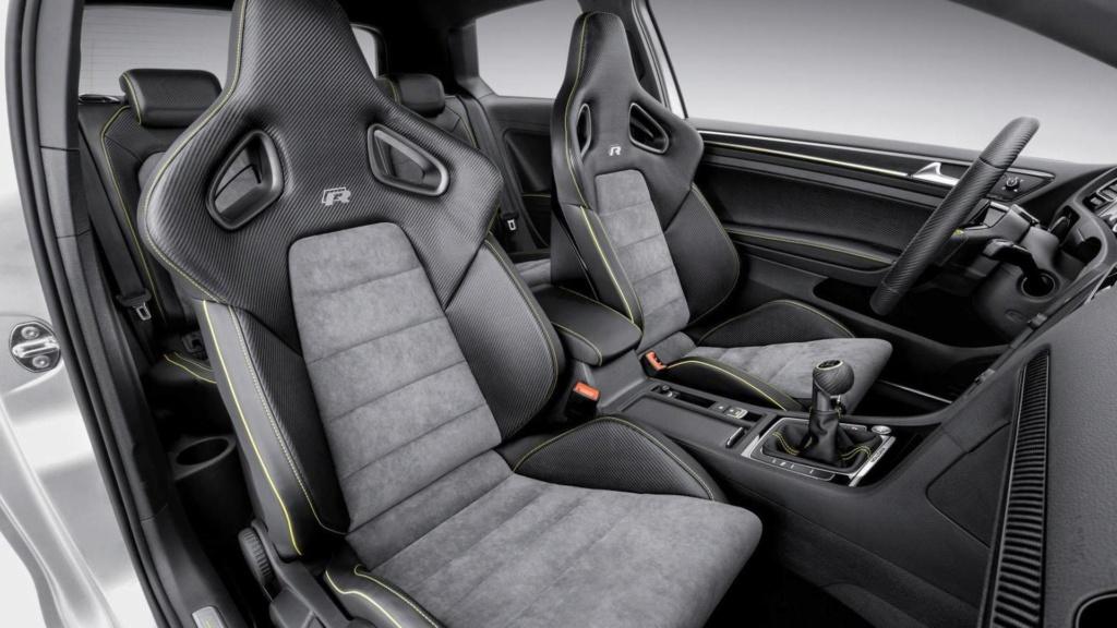 Novo Volkswagen Golf terá versão R Plus com quase 400 cv 2014-421