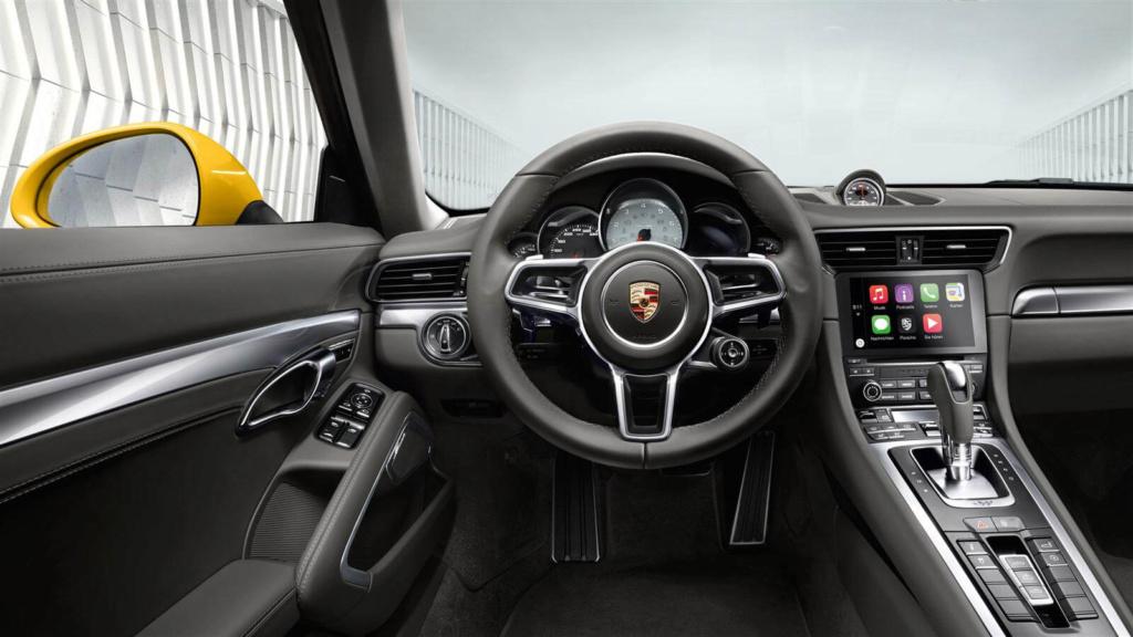 Porsche convoca recall de seis modelos por problemas no airbag  2017-p10