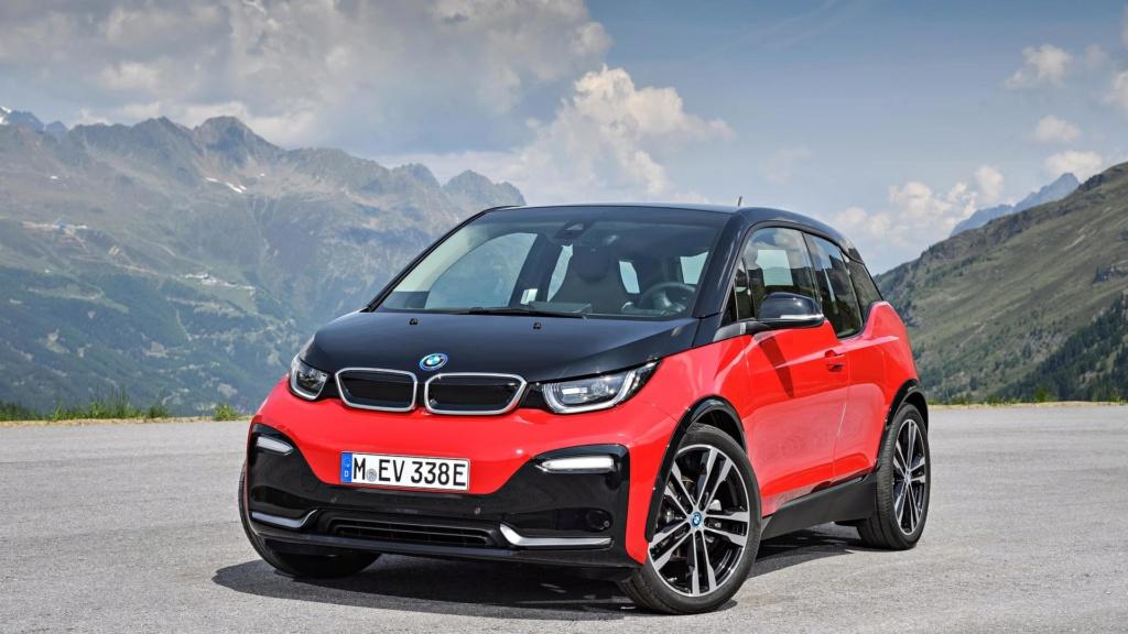 Novo BMW i3 120Ah entra em pré-venda a partir de R$ 205.950 2018-b10