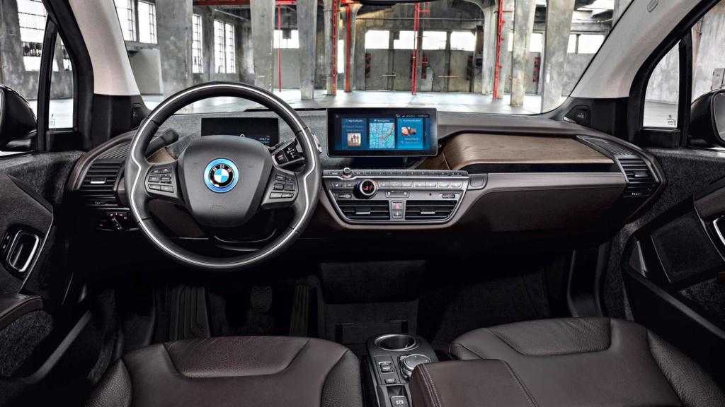 Novo BMW i3 120Ah entra em pré-venda a partir de R$ 205.950 2018-b11
