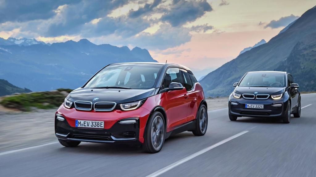 Novo BMW i3 120Ah entra em pré-venda a partir de R$ 205.950 2018-b15