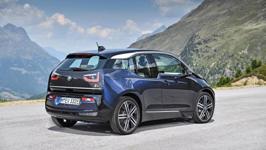 BMW desmente rumores sobre fim do i3 e confirma nova bateria 2018-b20