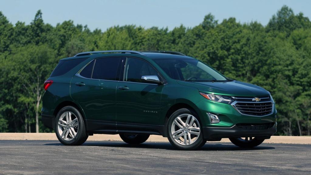 Chevrolet Equinox ganha pacote de segurança como item de série nos EUA 2018-c10