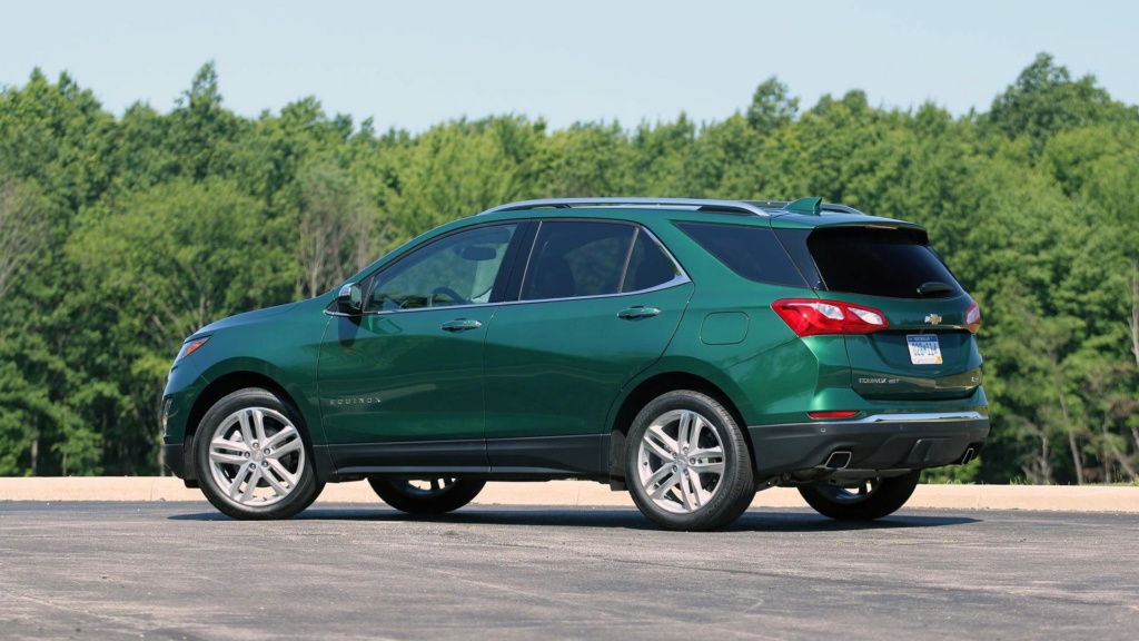 Chevrolet Equinox ganha pacote de segurança como item de série nos EUA 2018-c11
