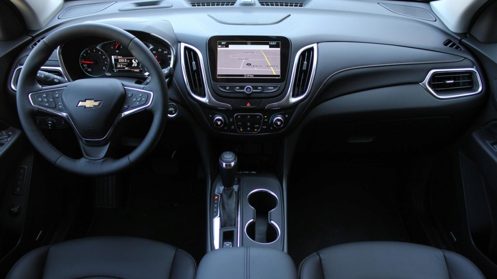 Chevrolet Equinox ganha pacote de segurança como item de série nos EUA 2018-c12