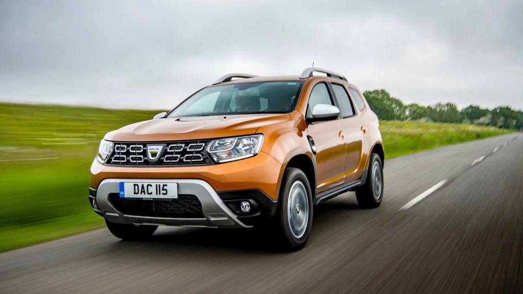 Duster supera Renegade e se torna o SUV mais vendido na Itália no semestre 2018-d10