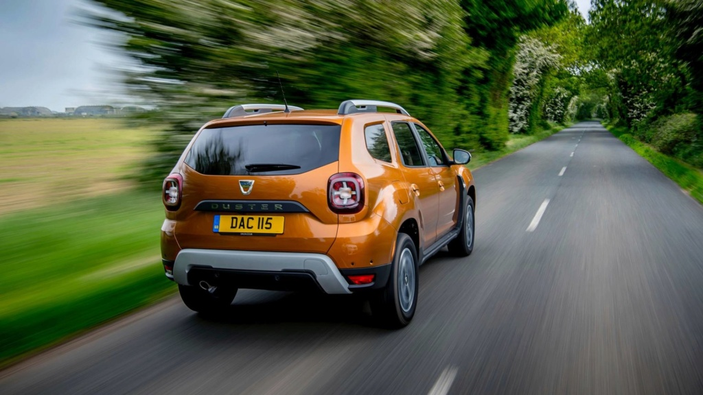 Duster supera Renegade e se torna o SUV mais vendido na Itália no semestre 2018-d18