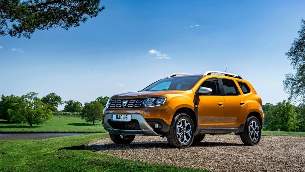 Dacia se apressa para lançar SUV híbrido e reduzir emissões 2018-d27