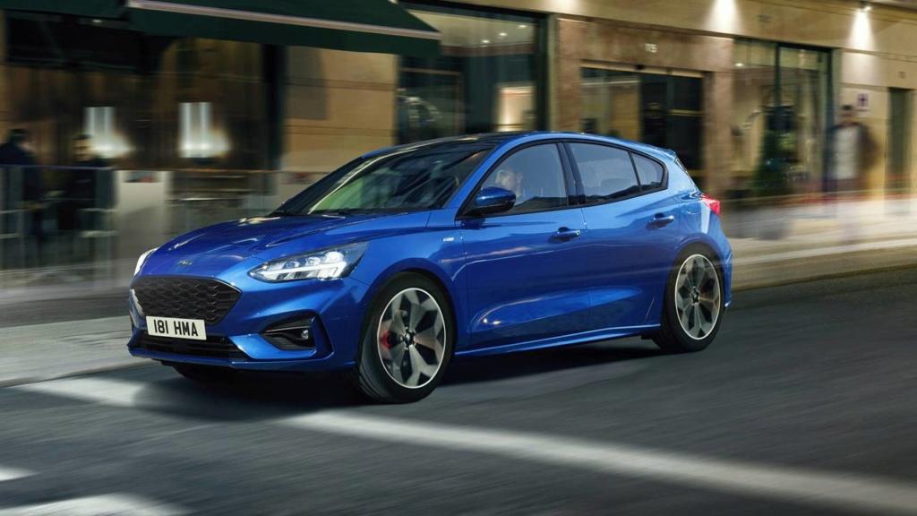 Reino Unido em 2019: Ford Fiesta completa 11 anos no topo 2018-f24