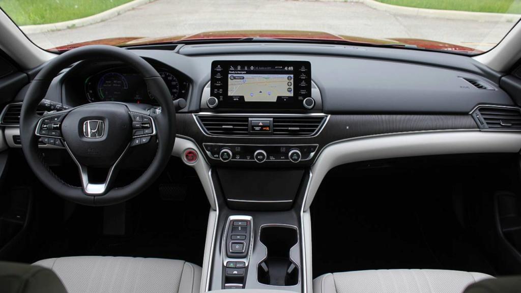 Honda Accord será o primeiro híbrido da marca no Brasil 2018-h12
