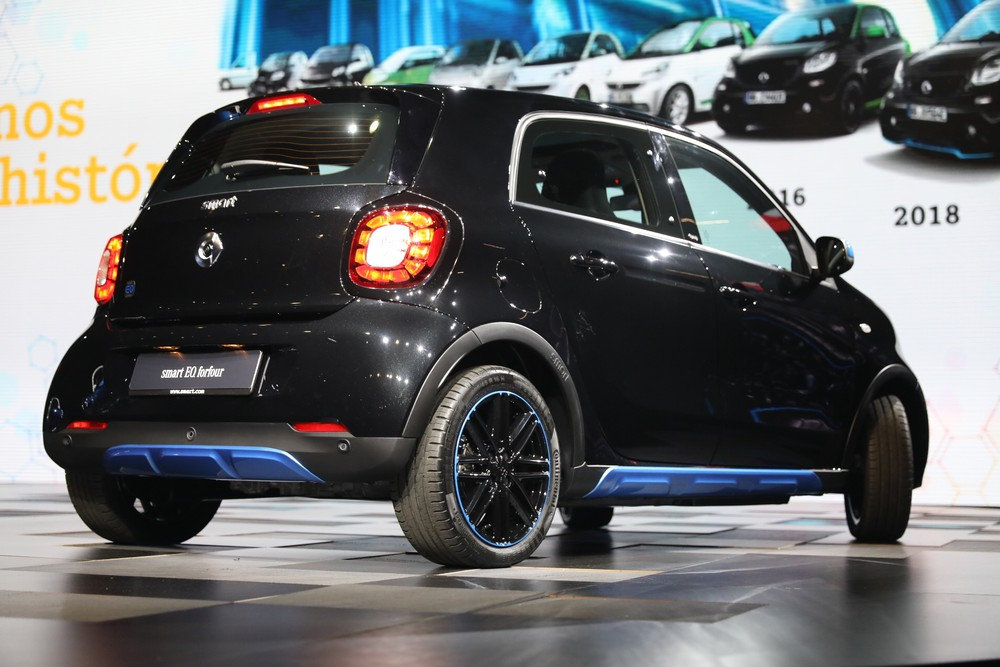 Daimler e Geely se unem para produção do novo Smart na China 20181111