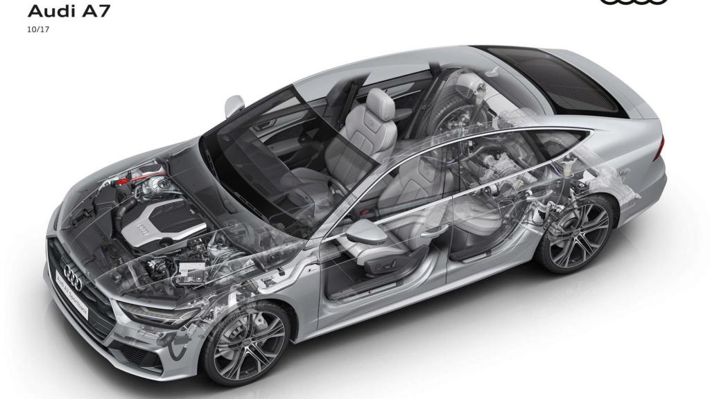 Novos Audi A6 e A7 Sportback chegam ao Brasil a partir de R$ 426.990 2019-a13