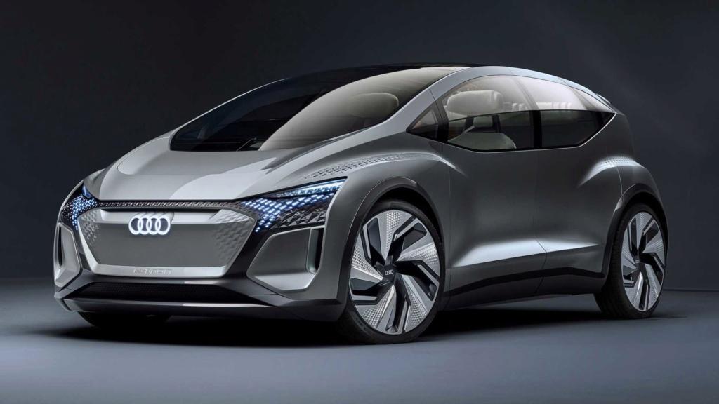 CES 2020: Audi AI:ME é versão futurista e premium do Volkswagen ID.3 2019-a17