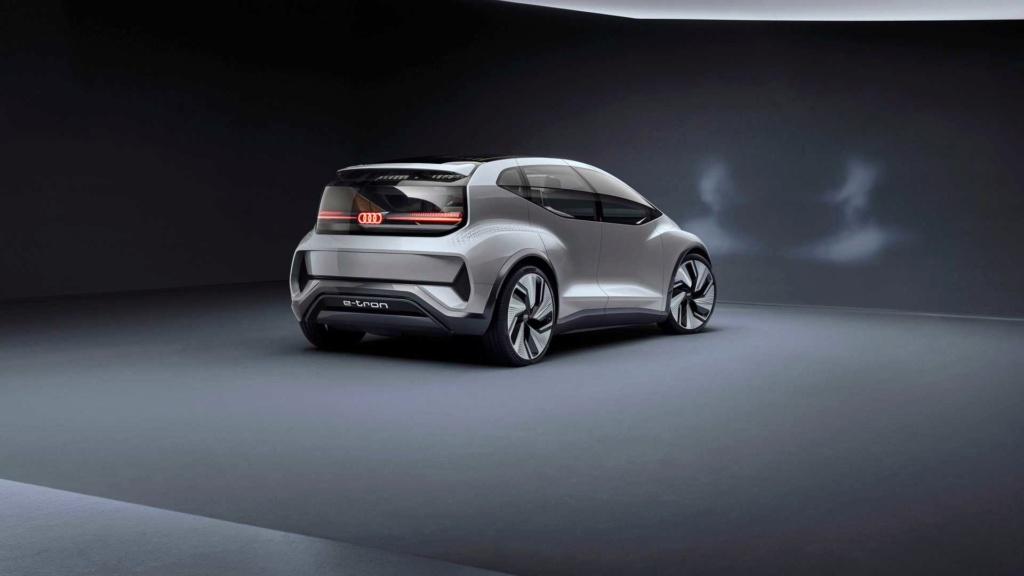 CES 2020: Audi AI:ME é versão futurista e premium do Volkswagen ID.3 2019-a18