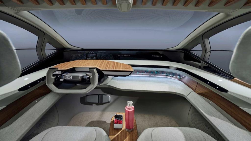 CES 2020: Audi AI:ME é versão futurista e premium do Volkswagen ID.3 2019-a19