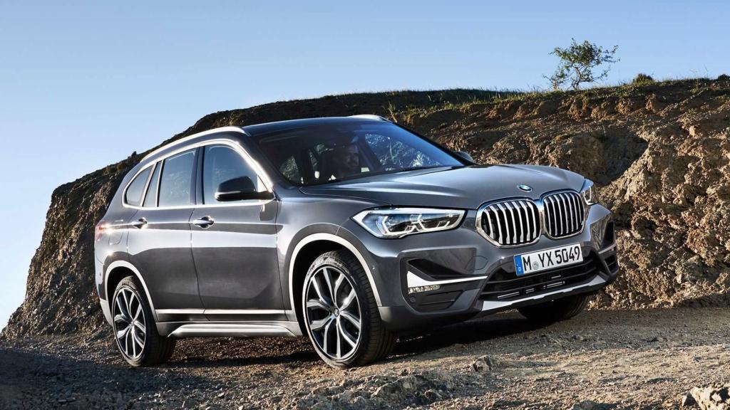 BMW X1 2020 traz design renovado e terá versão híbrida 2019-b15