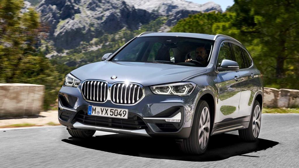 BMW X1 2020 traz design renovado e terá versão híbrida 2019-b16