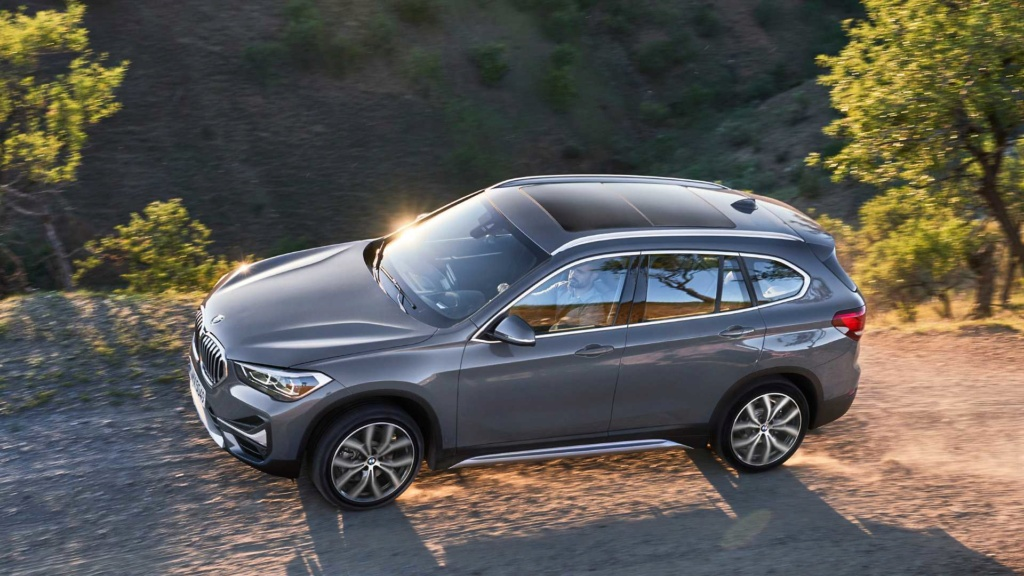 BMW X1 2020 traz design renovado e terá versão híbrida 2019-b17