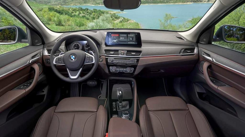 BMW X1 2020 traz design renovado e terá versão híbrida 2019-b18